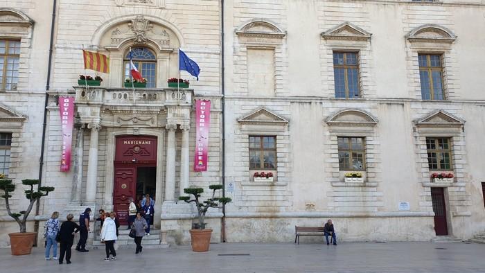 1-Marignane - chateau des Covet - 17 oct 2019