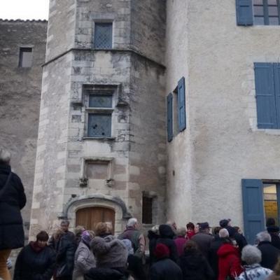 Château de Sauvan - 2 février 2017