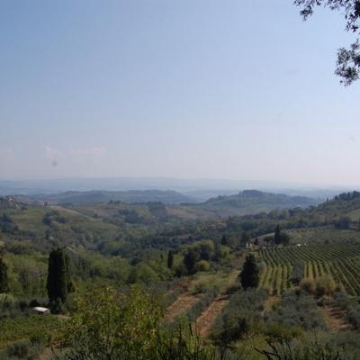 Voyage en Toscane - septembre 2016