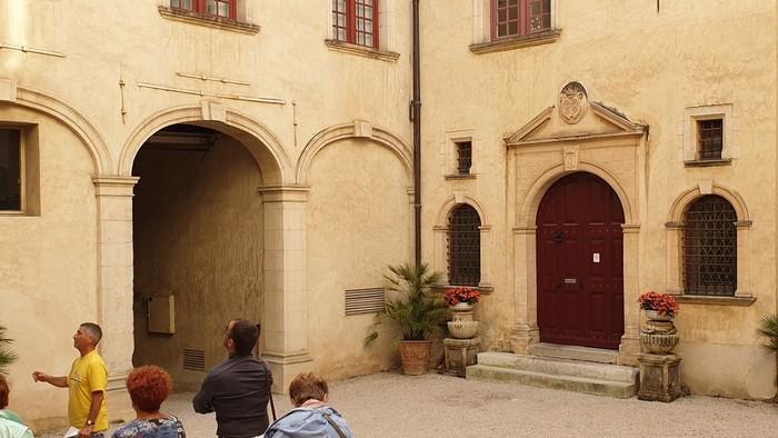 7-Marignane - chateau des Covet - 17 oct 2019