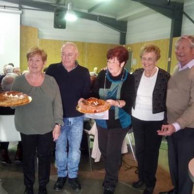 Gâteau des rois - jeudi 4 janvier 2018