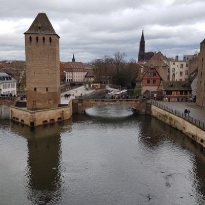 Voyage en Alsace - décembre 2018